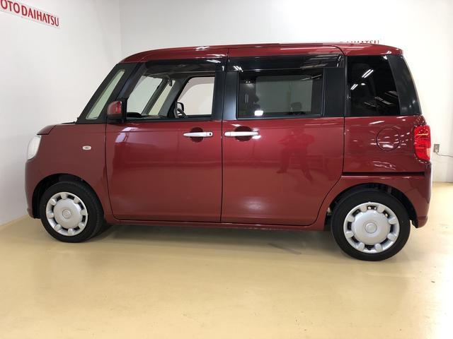 「ダイハツ」「ムーヴキャンバス」「コンパクトカー」「京都府」の中古車5