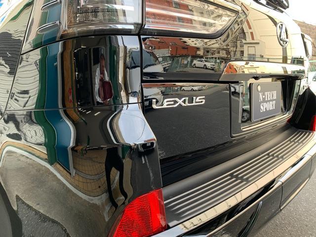 「レクサス」「LX」「SUV・クロカン」「大阪府」の中古車34