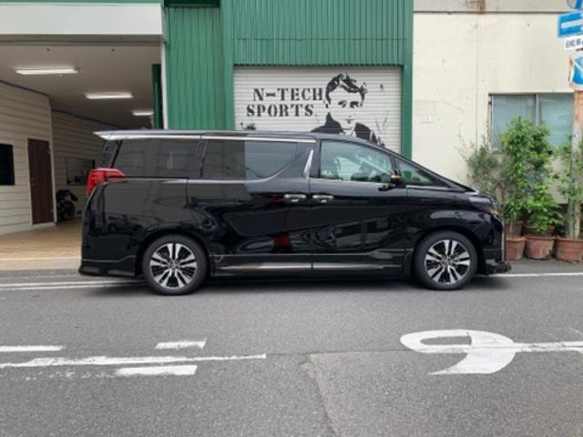「トヨタ」「アルファード」「ミニバン・ワンボックス」「大阪府」の中古車4