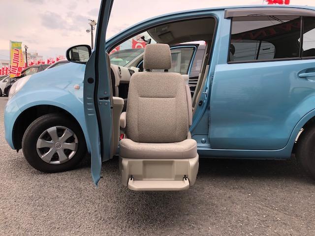 X助手席リフトアップシ-ト車Aタイプ CDデッキ(9枚目)