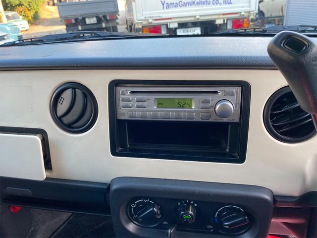 G 衝突安全ボディ 運転席助手席エアバッグ キーレスエントリー フルフラットシート CD再生可能 パワステ パワーウインドウ 車検整備付き 法定整備込(10枚目)