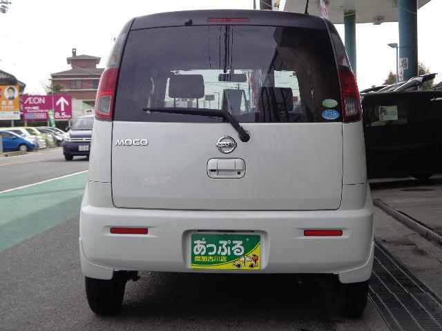 日産 モコ X 純正HDDナビ フルセグTV Bカメラ ETC