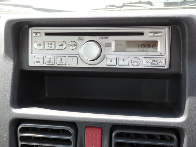 スズキ キャリイトラック KX CD キーレス パワーウインドウ フォグ メッキグリル