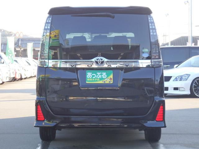 トヨタ ヴォクシー ZS 9インチナビ&後席モニター 両側電動 Bカメラ ETC