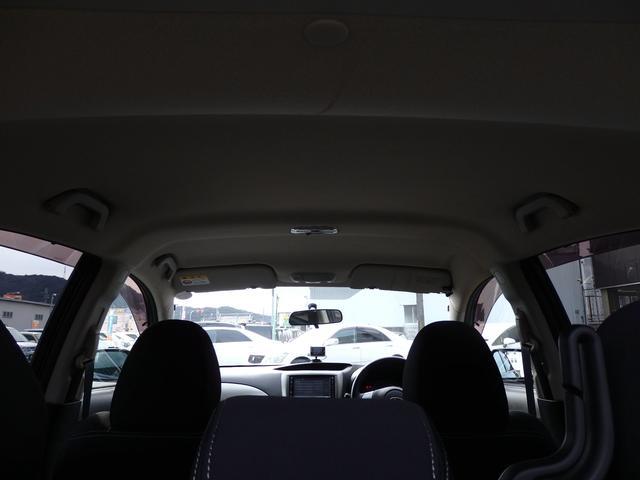 スバル インプレッサ 1.5i-L 純正フルセグナビ プッシュスタート 黒内装