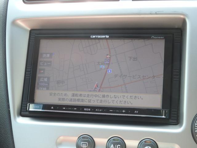 タイプR 無限エアロ 後期ヘッドライト&テール 社外ナビ(10枚目)