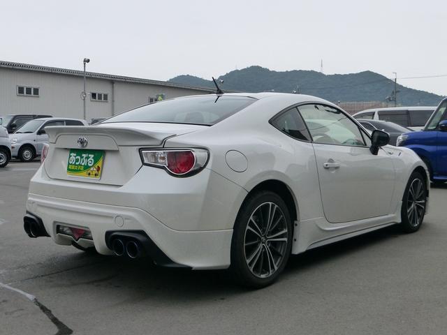 GT6MT TRDエアロ リアウイング 柿本改マフラー純ナビ(8枚目)