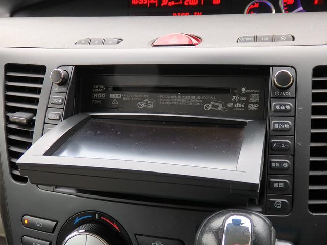 23S 純正HDDメーカーナビ(CD/DVD//録音/フルセグTV) 両側電動ドア FSRカメラ ステリモ パドルシフト ワンオーナー スマートキー HIDオートライト フォグ 純正17インチAW(27枚目)