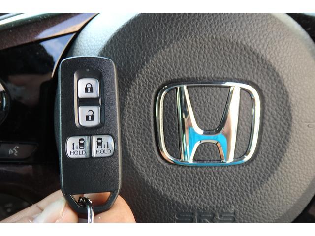 G・Lターボホンダセンシング 両側電動スライドドア 純正9インチSDナビ 衝突軽減ブレーキ 横滑り防止 レーン逸脱防止 アイドリングストップ プッシュスタート スマートキー サイド&カーテンエアバッグ USB端子(26枚目)