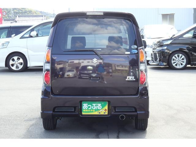 RR-DI 直噴ターボ 純正CD オートエアコン キーレス ベンチシート 電格ミラー フォグ 革ハンドル 純正エアロ 純正アルミ リアスポ Wエアバック ABS(3枚目)