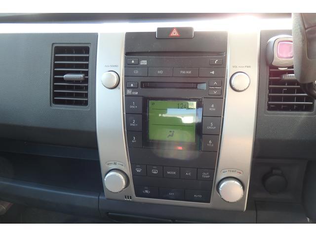 RR-DI 直噴ターボ 純正CD オートエアコン キーレス ベンチシート 電格ミラー フォグ 革ハンドル 純正エアロ 純正アルミ リアスポ Wエアバック ABS(10枚目)