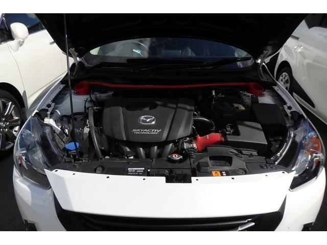 15MB 6MT ブリッドバケットシート 純正シートあり 車高調 社外マフラー エンケイ16AW ウインカーミラー LEDライト HIDフォグ ETC USB対応(17枚目)
