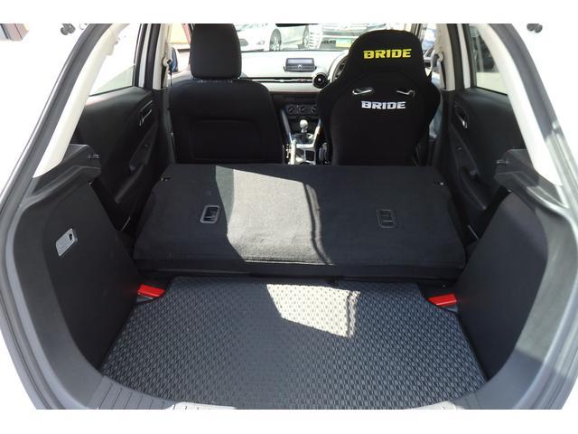 15MB 6MT ブリッドバケットシート 純正シートあり 車高調 社外マフラー エンケイ16AW ウインカーミラー LEDライト HIDフォグ ETC USB対応(37枚目)