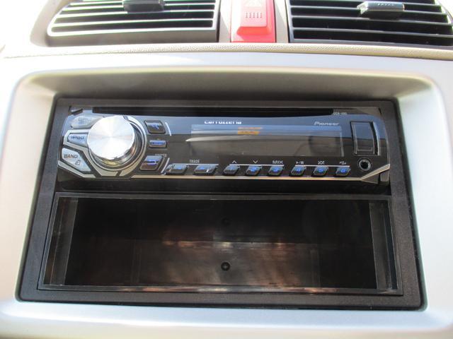 ファインスペシャル 社外CDデッキ CD/AM・FM/AUX/USB キーレス Hライトレベライザー TEIN車高調 社外15インチ エアコン パワステ パワーウィンドウ 集中ドアロック マット(10枚目)