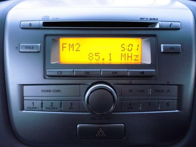 スズキ ワゴンR FXリミテッド スマートキー ベンチシート