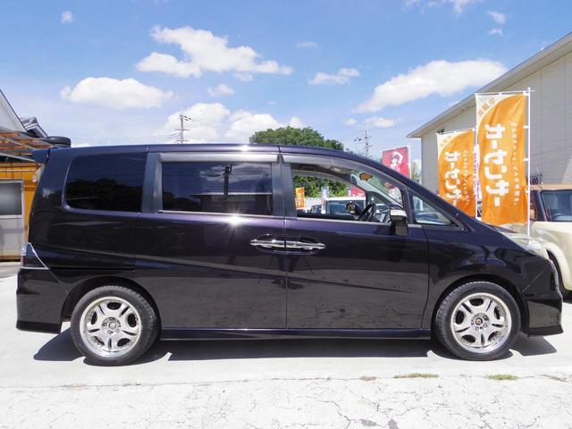 「ホンダ」「ステップワゴン」「ミニバン・ワンボックス」「大阪府」の中古車24