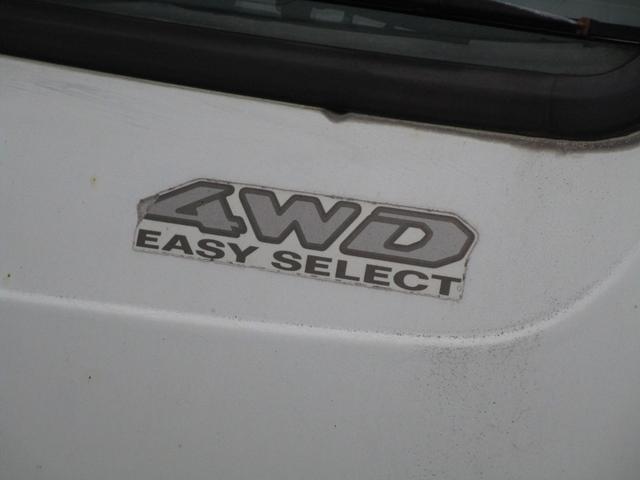 ベースグレード4WD 4MT(11枚目)