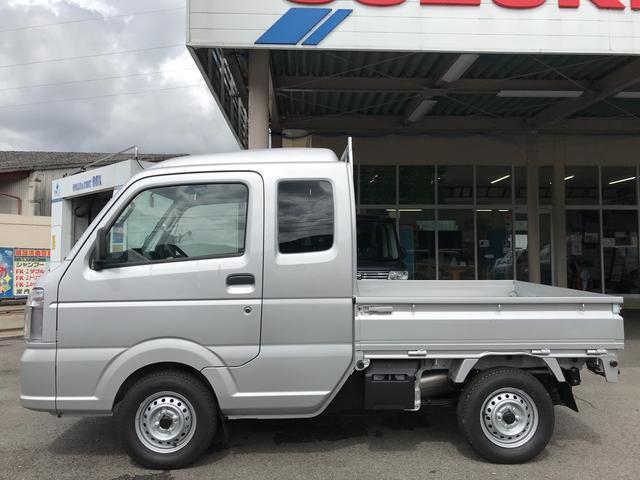 L 4WD 5速MT 車検令和2年5月 エアコン 軽トラック(6枚目)