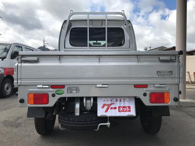 L 4WD 5速MT 車検令和2年5月 エアコン 軽トラック(8枚目)