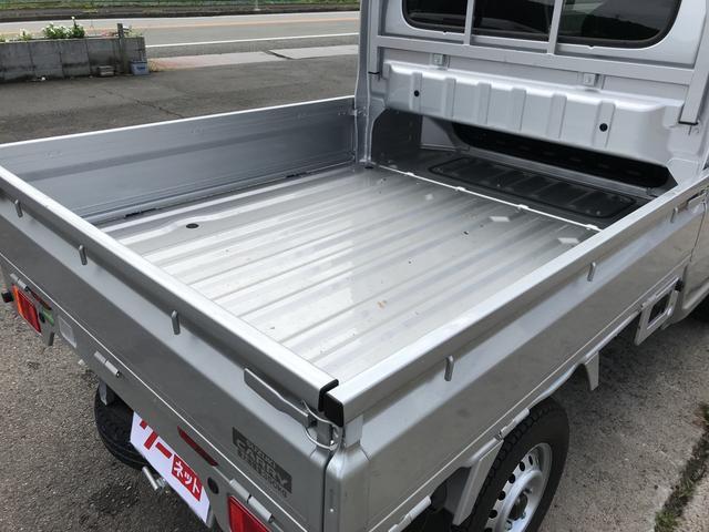 L 4WD 5速MT 車検令和2年5月 エアコン 軽トラック(11枚目)
