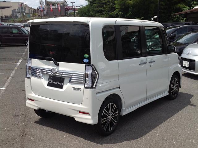 ダイハツ タント カスタムRS トップエディションSAIII 軽自動車
