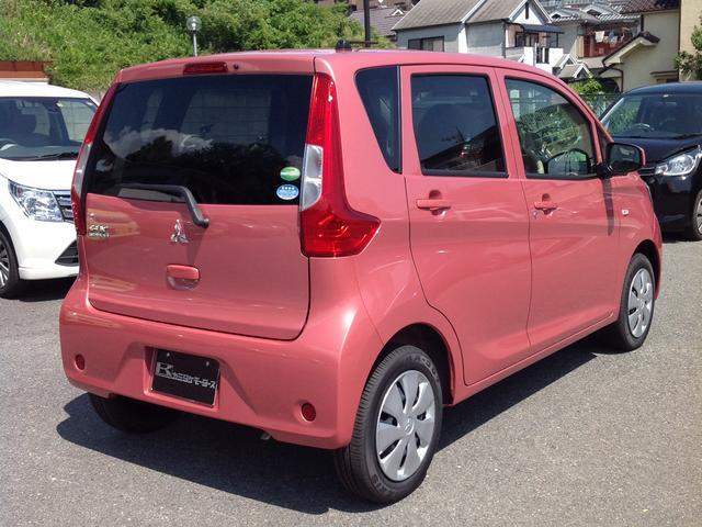 三菱 eKワゴン E 軽自動車 キーレス シートヒーター