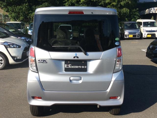 三菱 eKスペース M 軽自動車 キーレス 両側スライドドア