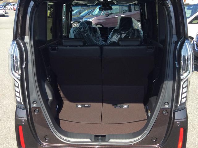 ホンダ N BOXカスタム G・EXターボホンダセンシング 軽自動車 キーフリー