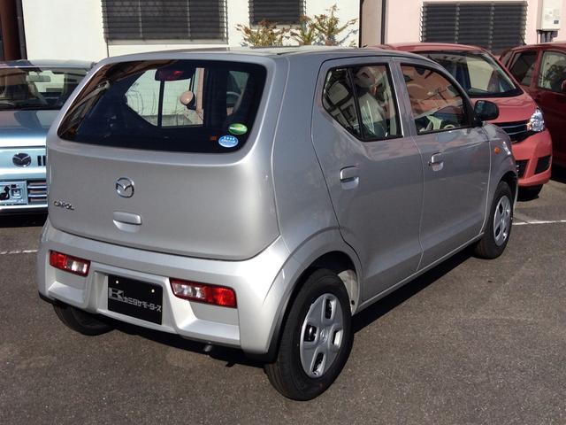 マツダ キャロル GL 軽自動車 キーレス マニュアルエアコン