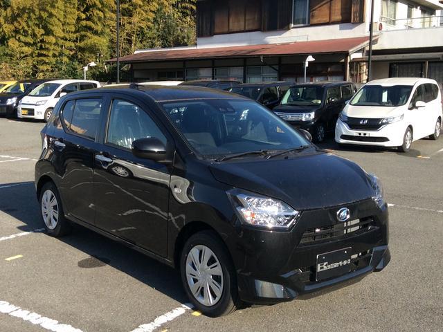 ダイハツ ミライース X SAIII 軽自動車 キーレス スマートアシストIII