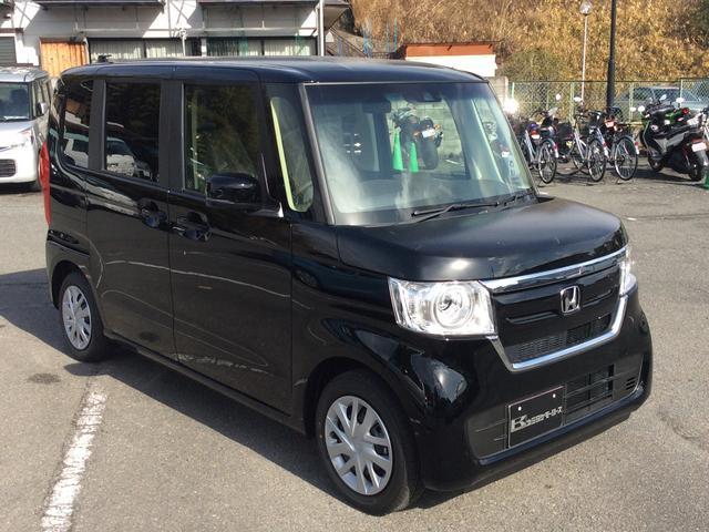 ホンダ N BOX G・EXターボホンダセンシング 軽自動車 キーフリー