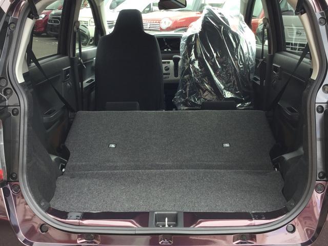 ダイハツ ミライース X SAIII 軽自動車 キーレス マニュアルエアコン