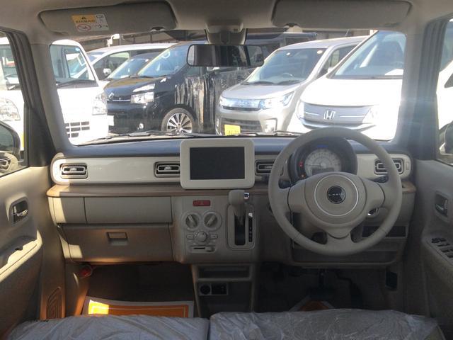スズキ アルトラパン S 軽自動車 キーフリー 電動格納ミラー レーダーブレーキ
