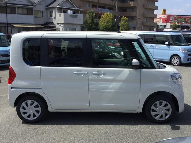 ダイハツ タント L SAIII 軽自動車 キーレス ピラーレス