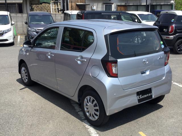 ダイハツ ミライース L SAIII 軽自動車 キーレス スマアシIII