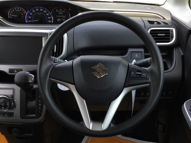 スズキ ソリオ ハイブリッドMX デュアルカメラブレーキサポート装着車