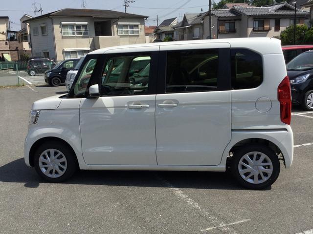 ホンダ N BOX G 軽自動車 キーレス オートエアコン
