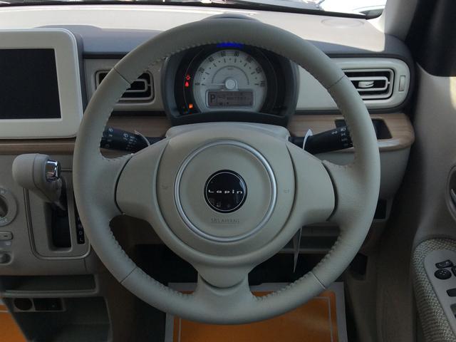 スズキ アルトラパン S 軽自動車 キーフリー レーダーブレーキ