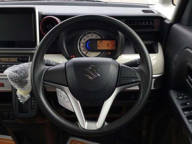 スズキ スペーシア ハイブリッドX 衝突被害軽減ブレーキ非装着車 軽自動車