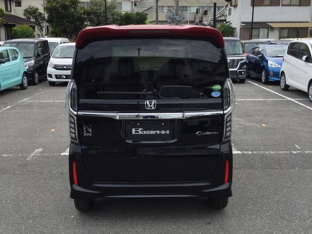 ホンダ N-BOXカスタム G・Lホンダセンシング 軽自動車 キーフリー