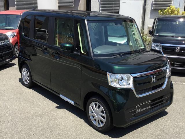 ホンダ N BOX Gホンダセンシング 軽自動車 キーフリー ETC