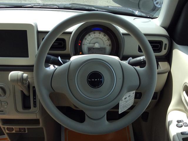 スズキ アルトラパン L 軽自動車 キーフリー レーダーブレーキ