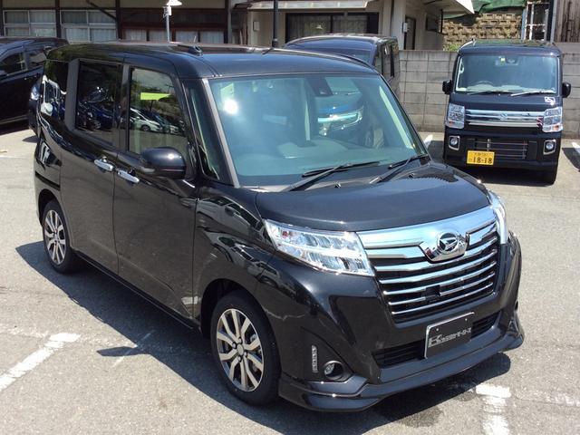 カスタムG ターボ SAII コンパクトカー 両側電動(6枚目)