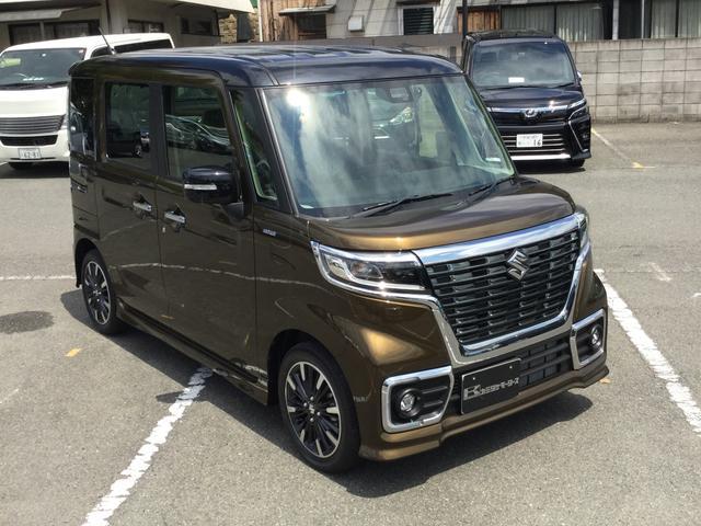 ハイブリッドXS 軽自動車 両側電動(6枚目)