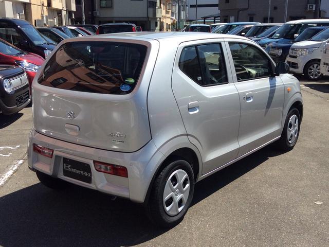 L スズキ セーフティ サポート装着車 軽自動車・キーレス(8枚目)