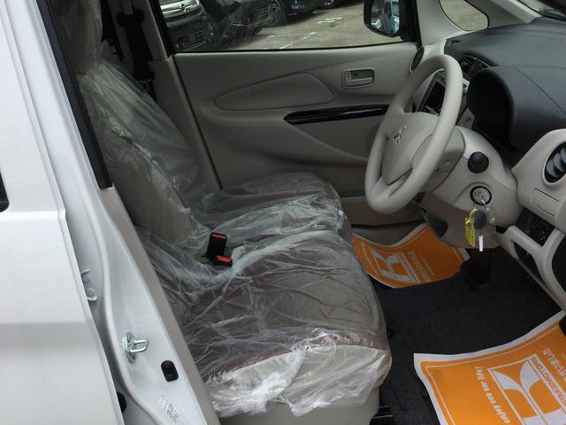 E e-アシスト 軽自動車・キーレス・運転席シートヒーター(17枚目)