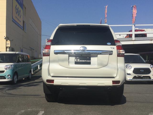 TX 4WD SUV・7人乗り・キーフリー・オートエアコン(7枚目)