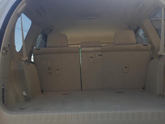 TX 4WD SUV・7人乗り・キーフリー・オートエアコン(19枚目)