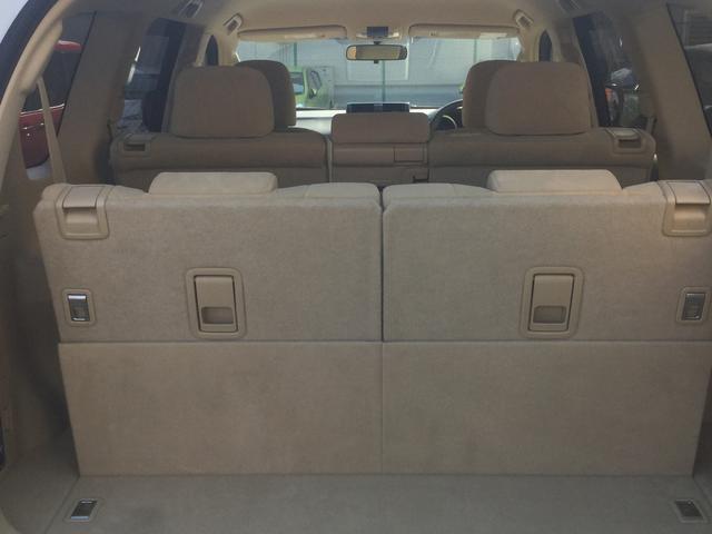 TX 4WD SUV・7人乗り・キーフリー・オートエアコン(20枚目)