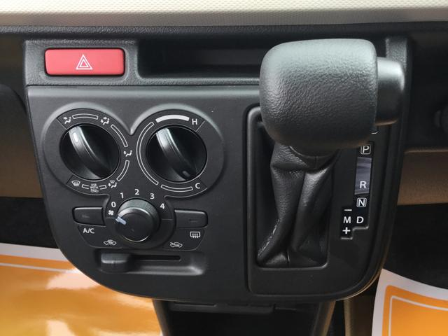 F オートギヤシフト 軽自動車・キーレス MTモード付(13枚目)